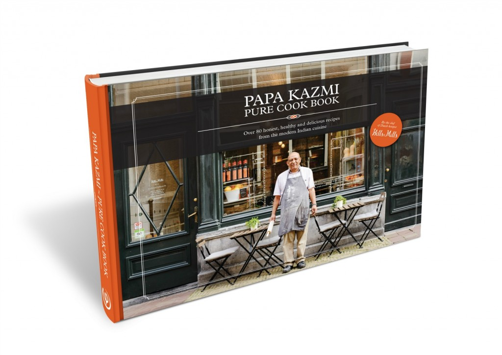 Papa Kazmi Pure Cookbook
