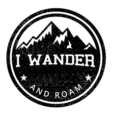 I Wander and Roam